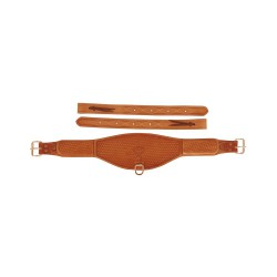 Pool's Compleet Rear Girth Set Deluxe