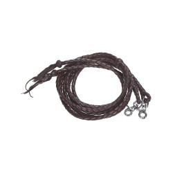 Pool's Braided Leather