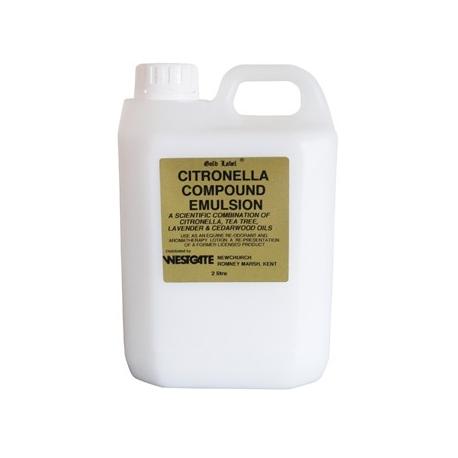 Gold Label Citronella Compound Emulsion