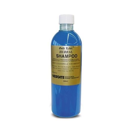 Gold Label Herbal Shampoo