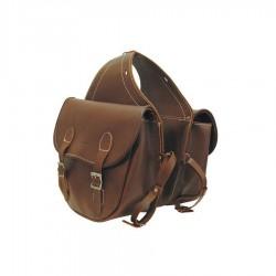 Zadeltas Lakota Leather Deluxe
