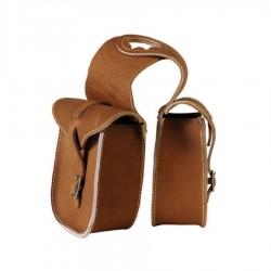 Zadeltas / Voortas Lakota Leather Basic