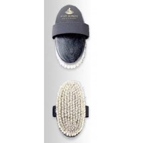 Haas Hoofdborstel Leather