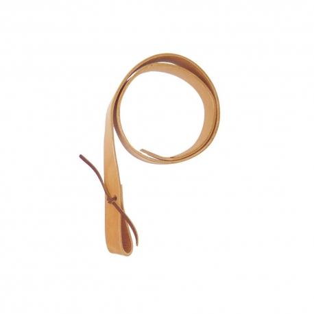 Lakota Leather Tie Strap