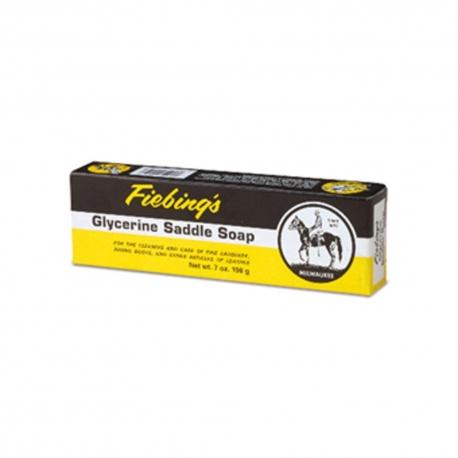 Fiebing's Glycerine Saddle Soap Bar