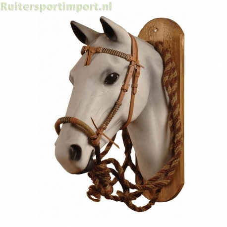 Pool's Bosal Set Rawhide