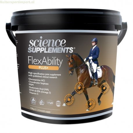 Science Supplements FlexAbility Plus+