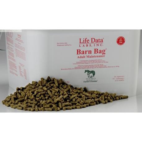 Life Data Barn Bag Maintenance Bucket