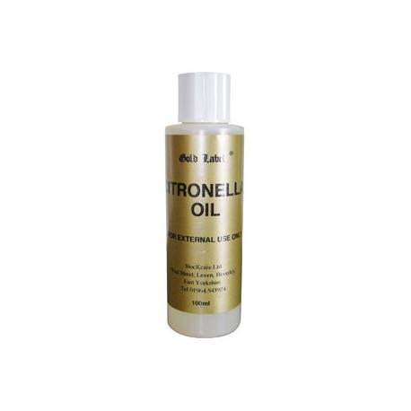Gold Label Citronella Oil