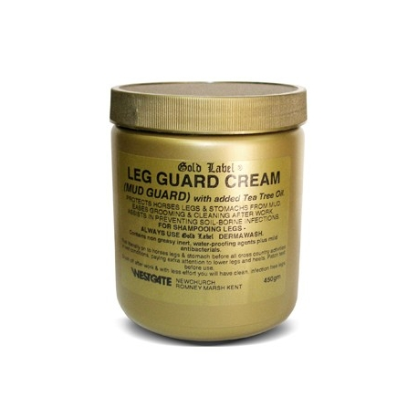 Gold Label Leg Guard Cream