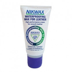 Nikwax Waterproofing Wax Cream For Leather