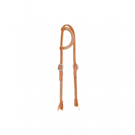 Western Hoofdstel Schutz Brother One Ear Trims